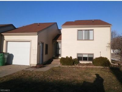 Painesville Condo/Townhouse Active Under Contract: 2403 Northway Drive #X