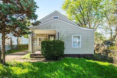Cleveland Single Family Home For Sale: 12709 Matherson Avenue