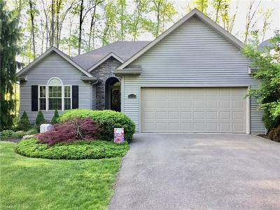 Canfield Single Family Home Active Under Contract: 11420 Campfire Circle