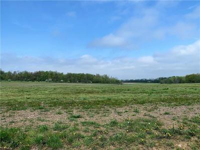 Medina County Residential Lots & Land For Sale: S/L 2e Beach Rd