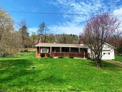 Guernsey County Single Family Home Contingent: 5711 Fairdale Dr