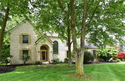 Avon Lake Single Family Home Active Under Contract: 356 Williamsburg Drive