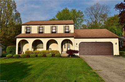 Willoughby Single Family Home For Sale: 5683 Marble Ln