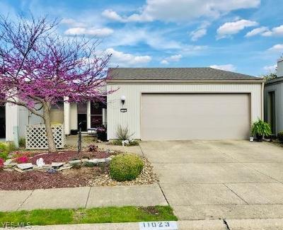 Strongsville Single Family Home Contingent: 11023 Southwind Ct