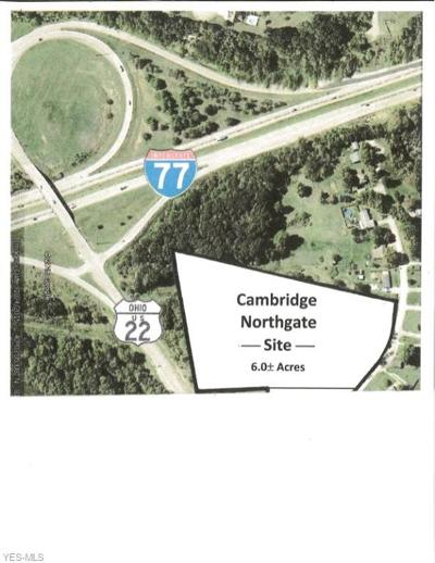 Guernsey County Residential Lots & Land For Sale: 9620 E 77 Drive