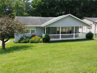 Zanesville Single Family Home For Sale: 2105 Maple Hill St
