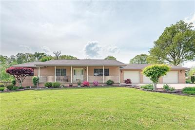 Belpre Single Family Home Active Under Contract: 961 Braun Road