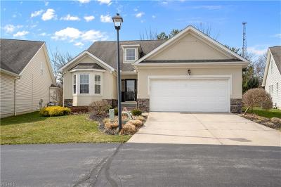 Canfield Condo/Townhouse For Sale: 6832 Twin Oaks Court