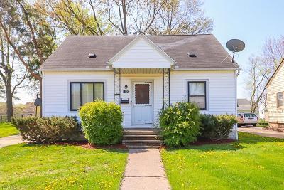 Lorain Single Family Home For Sale: 1127 W 23rd Street