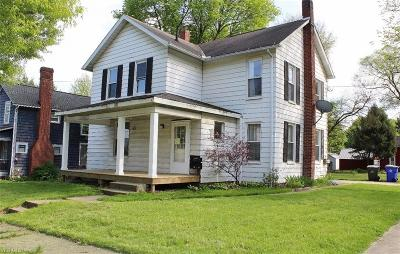Kent Multi Family Home For Sale: 444 Cuyahoga St