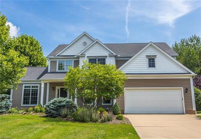 Copley Single Family Home Active Under Contract: 4216 Oakmont Drive
