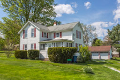Copley Single Family Home For Sale: 4365 Minor Rd
