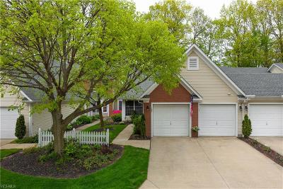 Lorain County Condo/Townhouse Contingent: 31825 Bayview Dr #107