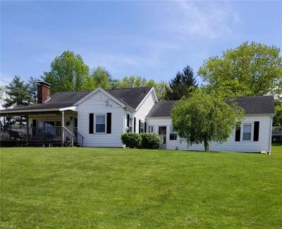Zanesville Single Family Home For Sale: 3185 Kearns Dr