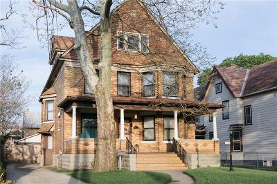 Tremont Single Family Home For Sale: 3117 W 14th Street