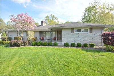 Canfield Single Family Home Active Under Contract: 3805 McCarty Drive