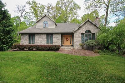 Youngstown Single Family Home Active Under Contract: 5880 Sharon Drive