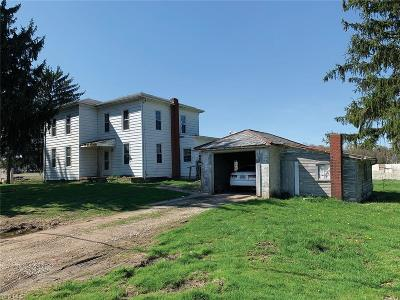Single Family Home For Auction: 7606 McQuaid Rd