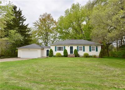 Aurora Single Family Home Active Under Contract: 711 N Chillicothe Road