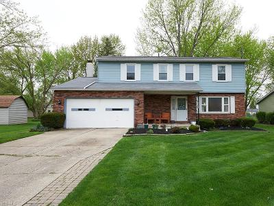 Strongsville Single Family Home For Sale: 8422 Lorraine Dr
