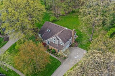 Avon Lake Single Family Home Active Under Contract: 240 Seaward Way