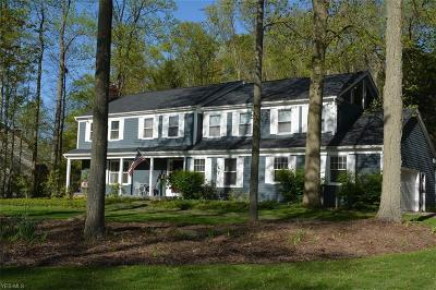Hudson Single Family Home For Sale: 2396 Victoria Parkway