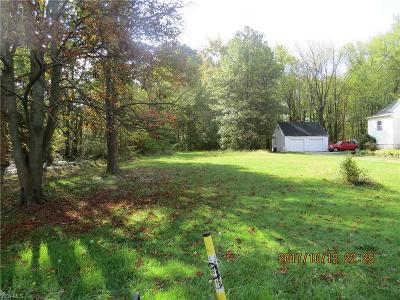 Lorain County Residential Lots & Land For Sale: 41903 Griswold Rd