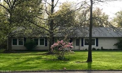 Pepper Pike Single Family Home For Sale: 2538 Som Center Rd