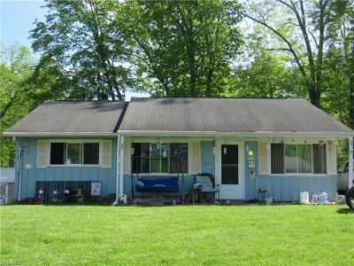 Zanesville Single Family Home For Sale: 1416 National Way
