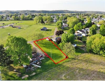 Muskingum County Residential Lots & Land For Sale: 119 Canal Rd