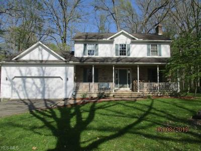 Ravenna Single Family Home Contingent: 4632 Alliance Rd