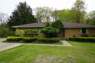 Brecksville Single Family Home For Sale: 6616 East Sprague Rd