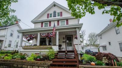 Ashland County Single Family Home For Sale: 714 Chestnut St