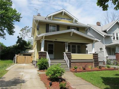 Cleveland Single Family Home For Sale: 3196 West 115th St