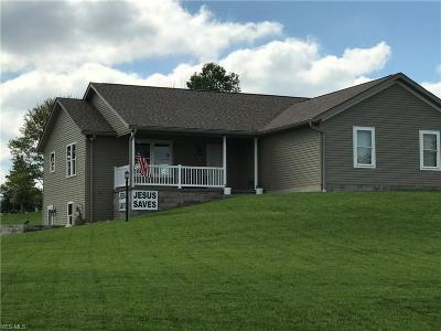 Ashland County Single Family Home For Sale: 1200 County Road 2075