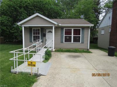Zanesville Single Family Home For Sale: 841 Virginia St