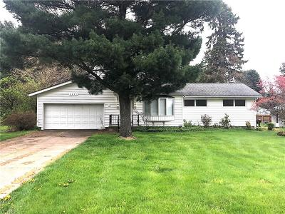 Perry OH Single Family Home Contingent: $149,900