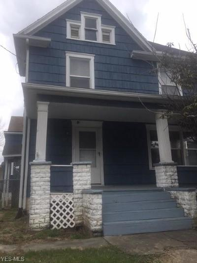 Canton Single Family Home For Sale: 625 Broad Ave Northwest