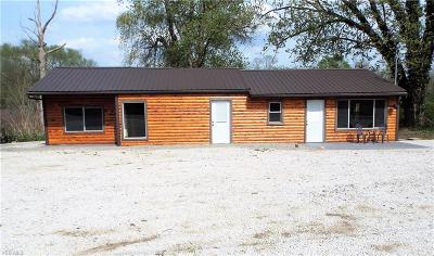 Stark County Commercial For Sale: 11980 Cleveland Ave Northwest