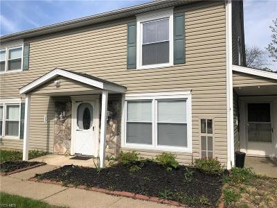 Medina County Condo/Townhouse For Sale: 120 Ivy Hill Ln #A-1