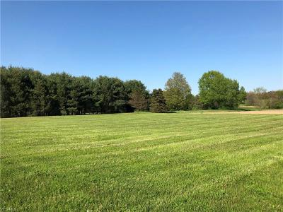 Stark County Residential Lots & Land For Sale: Minerva Rd