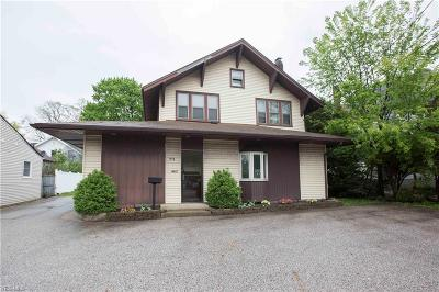 Kent Single Family Home For Sale: 711 South Water St