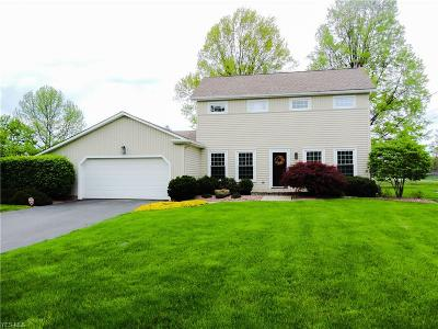 Boardman OH Single Family Home Contingent: $175,000