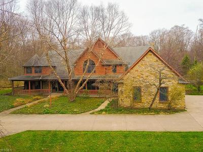 Chardon Single Family Home For Sale: 11570 Kile Road
