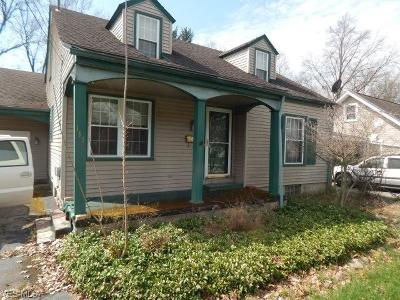 Boardman Single Family Home For Sale: 117 Forest Park Drive