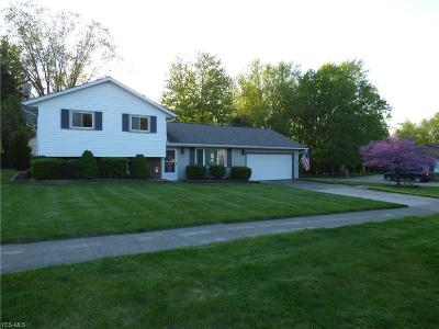 Parma Single Family Home Contingent: 7570 Amber Ln