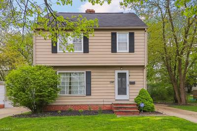 Lyndhurst Single Family Home Contingent: 1543 Commodore Rd
