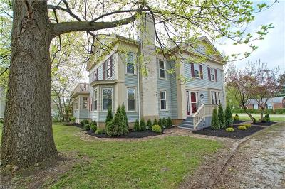 Painesville Single Family Home Contingent: 311 South State St