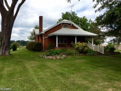Single Family Home Active Under Contract: 21382 Harrisburg Westville Road