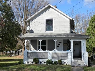 Kent Single Family Home Active Under Contract: 313 W Elm Street